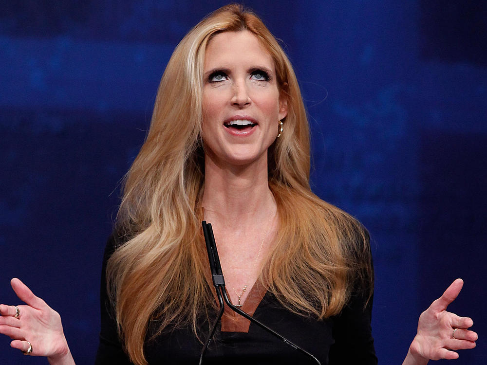 Robert Stark interviews Luke Ford about Ann Coulter & the Jews ...