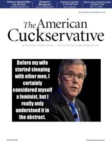 Cuckservative