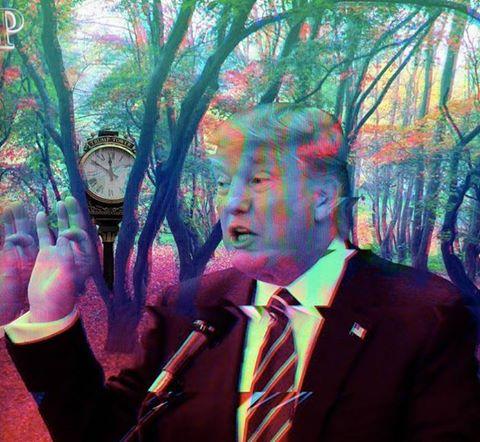 trump-vaporwave